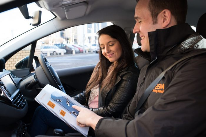 Private Practice Hours for Driving Lessons